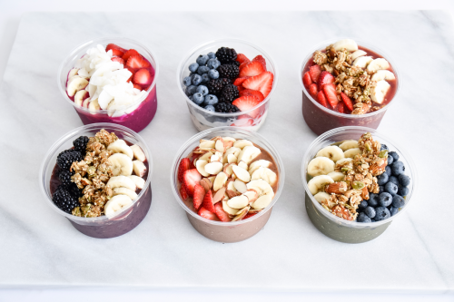 BOWLS – The Juice Bar Dallas